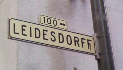 leidesdorff